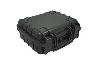 FS288B DOSS 288X260x130mm Waterproof Case Black Plastic Case  Water Proof/Impact Resistant/Crush Proof  288X260X130MM WATERPROOF CASE