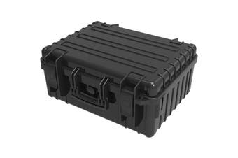 FS03B DOSS 444X369x199mm Waterproof Case Black Plastic Case  Waterproof/ Impact Resistant/Crushproof/Dustproof  444X369X199MM WATERPROOF CASE