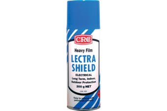 2031CRC CRC 300G Lectra Shield Protective Coating Crc  Long Term Indoor/Outdoor Corrosion Inhibitor For Machined Surfaces and Assemblies  300G LECTRA SHIELD PROTECTIVE