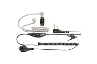 HS010 GME Clear Ear-Tube Security Kit Suit Tx665/675/685/6150 GME    CLEAR EAR-TUBE SECURITY KIT