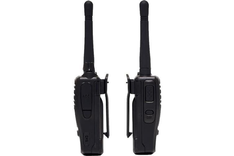 TX677QP GME 2W UHF CB Handheld Quad Pack GME  2/ 0.5 Watt Switchable Transmission Power  2W UHF CB HANDHELD QUAD PACK