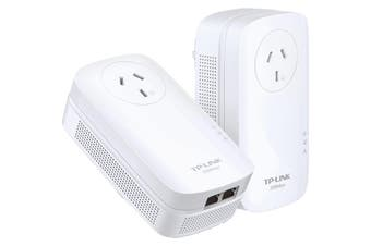 PA9020PKIT TP-LINK Gigabit Powerline Adapter Kit 2000Mbps Power Pass Av2000  Multiple Simultaneous Connections For You To Enjoy Higher Powerline Speeds and Greater Stability  GIGABIT POWERLINE ADAPTER