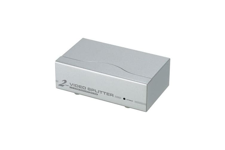 VS92A ATEN 2 Way VGA Video Distribution Amplifier Splitter Vs92a    2 WAY VGA VIDEO DISTRIBUTION