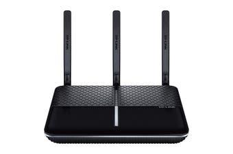 ARCHERVR600 TP-LINK Ac1600 Giga Vdsl Modem Router Vr600 ADSL USB 3G 4G  Superior Range With Three Detachable Antennas  AC1600 GIGA VDSL MODEM ROUTER