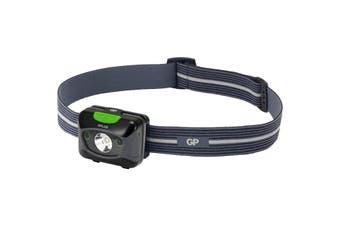 GPPHR15 GP Rechargeable Headband Lamp Gp Xplor  Lumens: 5-300Lm  RECHARGEABLE HEADBAND LAMP