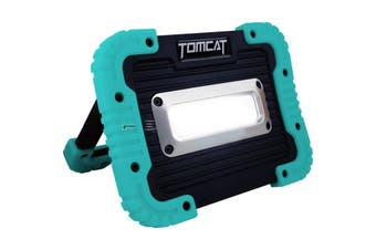 XTP013 TOMCAT 10W Rugged Cob Rechargeable Floodlight-Lithium Ion Battery  10W  Cob LED  10W RUGGED COB RECHARGEABLE
