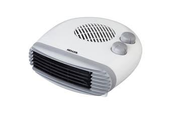 HLF6 HELLER 2400W Low Profile Fan Heater   Fan Assisted  2400W LOW PROFILE FAN HEATER