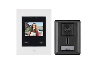 "JSS1A AIPHONE 3.5"" Ip54 Video Intercom Syst Aiphone - Incl 24V P/S JSS-1A"