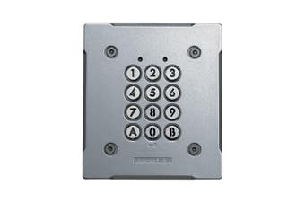 AC10F AIPHONE Flush Mount Access Control Suit Dvf Door Station Aiphone AC-10F    FLUSH MOUNT ACCESS CONTROL
