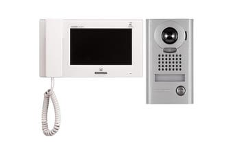 "JPS4AEDV AIPHONE 7"" Video Intercom Kit With Jp4med, Jpdv & 24V P/S JPS-4AEDV  Expandable To 4 Entrance and 8 Internal Monitors  7"" VIDEO INTERCOM KIT"
