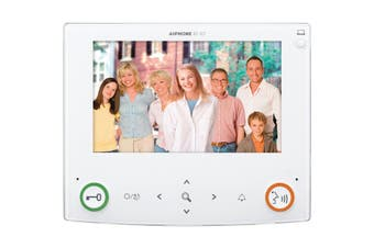 """GT1C7 AIPHONE 7"""" Colour Video Tenant Station For Gt Apartment Series GT-1C7  7"""" LCD Color Screen  7"""" COLOUR VIDEO TENANT STATION"""