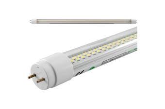 8W06T8WW DOSS 8W T8 LED Tube 0.6M 3000K Warm White 3528 Smd  Warm White (3000 ~ 3800K)  8W T8 LED TUBE 0.6M 3000K