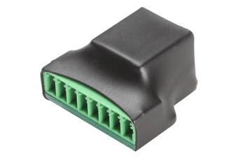 CTA845MK2 AUDAC Rj45 Connector To 8 Pin Block Audac Test Adaptor  Rj45 Connector To 8-Pin Block  RJ45 CONNECTOR TO 8 PIN BLOCK