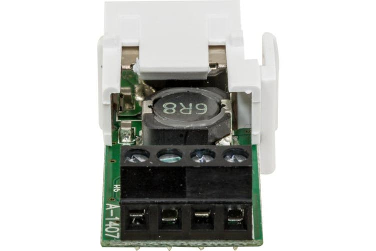 PK4918 Pro2 5V USB Keystone Insert Suits Mwi13ks Mw13fr  the Max Output Current 3A, Long Time Use 2.1A, Enough Use  5V USB KEYSTONE INSERT