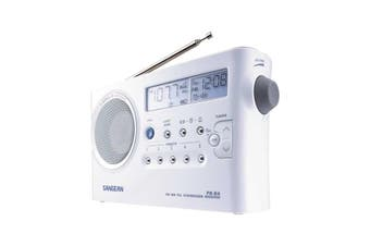 PRD4P SANGEAN AM/FM Portable Radio   Pll Synthesized Tuning System  AM/FM PORTABLE RADIO