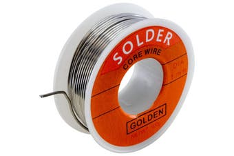 ZD1623A DOSS 1Mm X 100G Solder Wire Sn60% Pb40% Flux2.2%  60% Tin (Sn) and 40% Lead (Pb)  1MM X 100G SOLDER WIRE