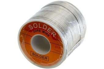 ZD1625B DOSS 1Mm X 500G Lead Free Solder Wire Sn99.3% Cu0.7% Flux2.2%  99.3% Tin (Sn) and 0.7% Copper (Cu)  1MM X 500G LEAD FREE SOLDER