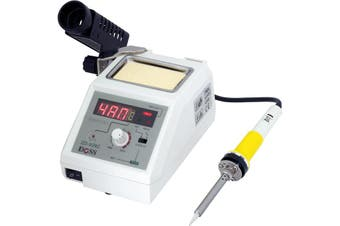 ZD929C DOSS 48W Soldering Station Digital Display Doss  Digital LED Temperature Readout Which Accurately Indicates the Temperature of the Tip  48W SOLDERING STATION
