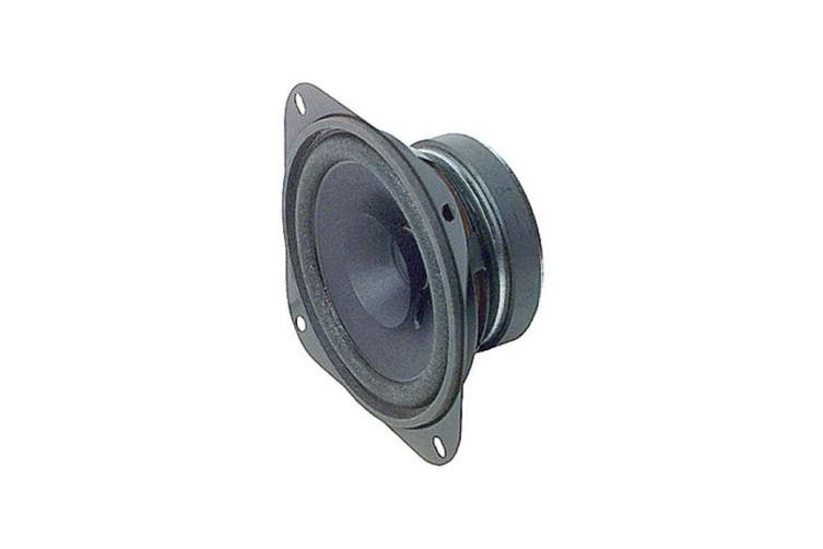 """SPG6555 REDBACK 100Mm 4"""" 15W Twin Cone Speaker 8Ohm Spare Speaker Replacement  Frequency Response: 120Hz-20Khz  100MM 4"""" 15W TWIN CONE SPEAKER"""