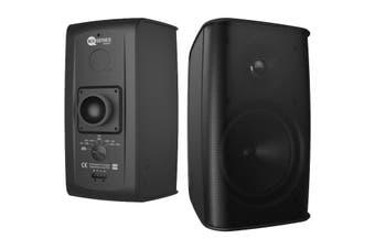 "MX801B QUEST 8"" 2 Way Ip67 Box Speaker 16 Ohm - 100V  Black  Quest  Revealing Details  8"" 2 WAY IP67 BOX SPEAKER"