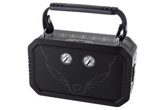 WB60BLK DOSS Traveller Bluetooth Speaker 20W Waterproof Bt4.0 Blk  12 Hours Playtime  TRAVELLER BLUETOOTH SPEAKER