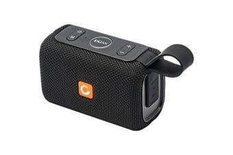 WB97BLK DOSS E-Go Bluetooth Speaker Ipx6 Waterproof Black  Bluetooth 4.1  E-GO BLUETOOTH SPEAKER