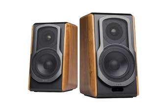 S1000DB EDIFIER Bluetooth Studio Speakers Active Bookshelf Optical 120W  Angled Design For Creating a Larger Sound With a Low Frequency  BLUETOOTH STUDIO SPEAKERS