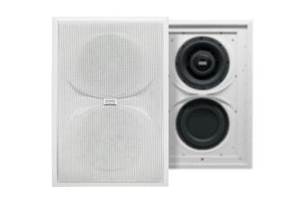 "IW-SUB10 EARTHQUAKE 10"" In Wall Subwoofer [Thor] Earthquake IW-SUB10  a Shallow 96Mm Mounting Depth  10"" IN WALL SUBWOOFER [THOR]"