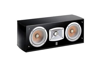 NSC444B YAMAHA 2 Way Dual Woofer Centre Speaker Yamaha NSC-444B  High Sensitivity and Wide Dynamic Range For Contemporary Digital Sources  2 WAY DUAL WOOFER CENTRE