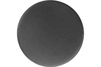 "RG-CS8B EARTHQUAKE 8"" Round Grille Black Sold As a Single For Ecs8.0 RG-CS8B    8"" ROUND GRILLE BLACK"
