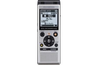 WS852 OLYMPUS Digital Mp3 True Stereo Vr Slide Out USB -4Gb Memory  True Stereo Microphones  DIGITAL MP3 TRUE STEREO VR