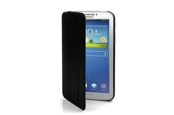 "T3-7CASBLK MBEAT Galaxy Tab3 7"" Slim Case Black Ultra Thin Tri-Fold Mbeat  Stand Your Tab3 In Landscape Mode For More Freedom  GALAXY TAB3 7"" SLIM CASE BLACK"