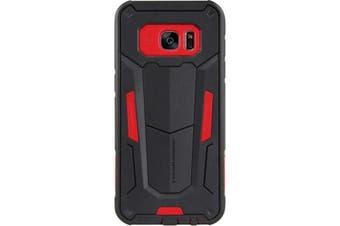 NLK01S7EDGERED NILLKIN Samsung S7edge Defender Case Heavy Duty Phone Case Nillkin  Red Colour  SAMSUNG S7EDGE DEFENDER CASE