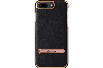 NLKIP7+M NILLKIN Blk M-Jarl Case For iphone 7+ Blke M-Jarl Case  Pu Leather Finishing  BLK M-JARL CASE FOR iphone 7+