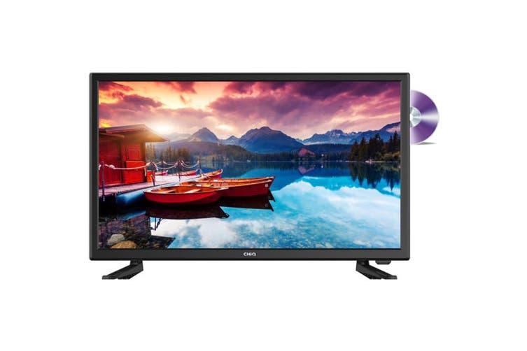 "L24K3  Chiq 24"" HD TV With DVD / PVR 12V 3 Yr Warranty  12V DC Adapter  CHIQ 24"" HD TV WITH DVD / PVR"