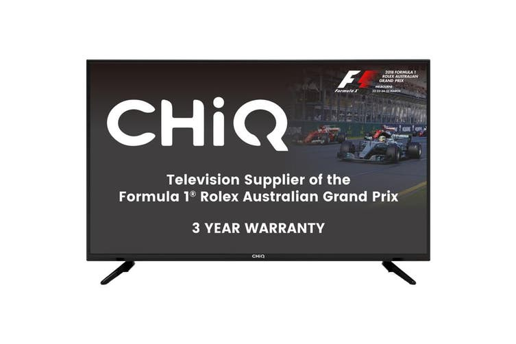 """L24H4  Chiq 24"""" HD LED TV With PVR 12V 3 Yr Warranty  12V DC Adapter - Perfect For Caravans!  CHIQ 24"""" FHD LED TV WITH PVR"""