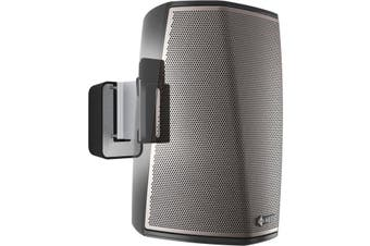 SOUND5201B Vogel's Black Wall Mount To Suit Heos1   Colour: Black  BLACK WALL MOUNT TO SUIT HEOS1