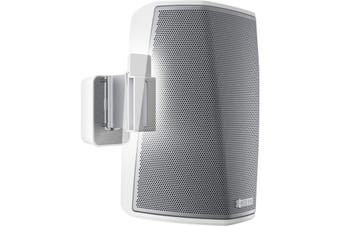 SOUND5201W Vogel's White Wall Mount To Suit Heos1   Colour: White  WHITE WALL MOUNT TO SUIT HEOS1