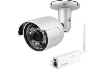 IC9110W EDIMAX HD WiFi Outdoor Network Camera Night Wide Angle