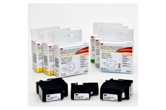 "P-WHT-3/8 DYMO Refill Cartridge - 3/8"" White Polyester (9Mm) Labeler    REFILL CARTRIDGE - 3/8"" WHITE"