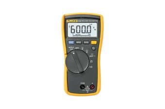 114F FLUKE Electrical Multimeter Auto Ac/ DC Voltage - Fluke    ELECTRICAL MULTIMETER