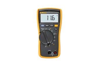 116F FLUKE Hvac Digital Multimeter Temperature & Microamps    HVAC DIGITAL MULTIMETER