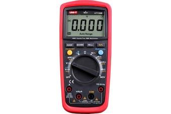 UT139B UNI-T True-Rms Digital Multimeter   Display Count 4000  TRUE-RMS DIGITAL MULTIMETER