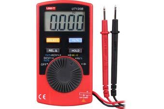 UT120B UNI-T Pocket Size Digital Multimeter   Display Count 4000  POCKET SIZE DIGITAL MULTIMETER