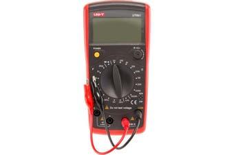 UT601 UNI-T Capacitance/Resistance Meter Uni-T  Diode &Amp; Continuity Buzzer  CAPACITANCE/RESISTANCE METER