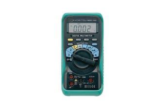 1009KY KYORITSU Cat.3 Rated Digital Multimeter Kyoritsu  Included Accessories: Test Leads, Fuse, Batteries, Carry Case, Manual.  CAT.3 RATED DIGITAL MULTIMETER