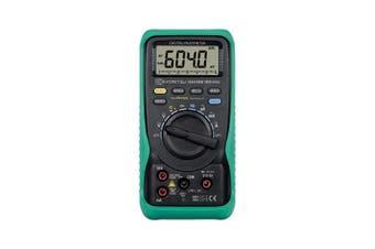 1012KY KYORITSU True-Rms Digital Multimeter Cat3 Rated Kyoritsu  True-Rms Can Measure and Indicate Distorted Waveforms  TRUE-RMS DIGITAL MULTIMETER