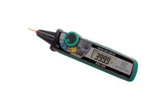 1030KY KYORITSU Multimeter/Tester Pen Ac/ DC, Continuity& Resistance  Long Life LED Light Is of Good Use In Dark Places  MULTIMETER/TESTER PEN
