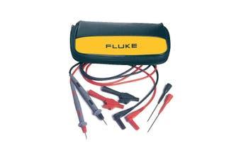TL80A FLUKE Basic Electronic Test Lead Kit Fluke  C75 Soft Carrying Case  BASIC ELECTRONIC TEST LEAD KIT