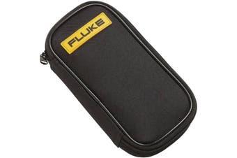 C50  Soft Multimeter Case Fluke   Holds Meter, Manual, & Leads Ready For Testing  SOFT MULTIMETER CASE FLUKE